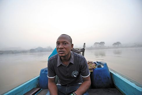 Oil Thieves of the Niger Delta