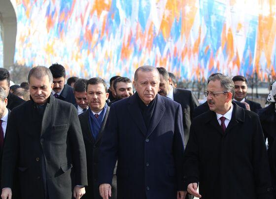Erdogan Invokes Ottoman Forebear in New Pledge for Syria Victory