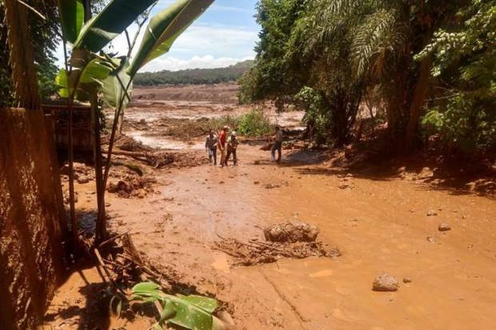 Vale Dam Break Leaves 200 Missing in Echo of 2015 Tragedy