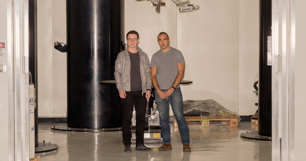 bloomberg.com - More stories by Ashlee Vance - These Giant Printers Are Meant to Make Rockets