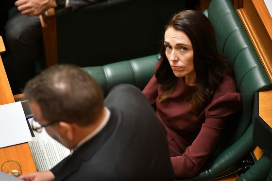 Ardern Targets Inequality as N.Z. Budget Shows Stronger Recovery