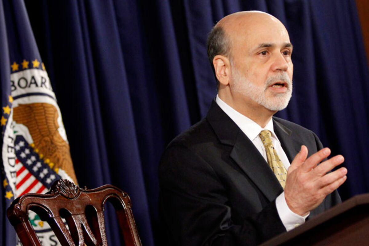 Ben Bernanke Gets Another Chance to Explain Himself