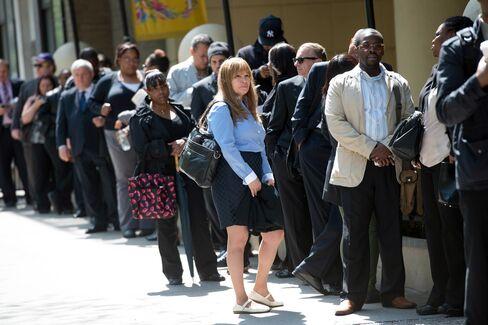 U.S. Unemployment Rate Falls