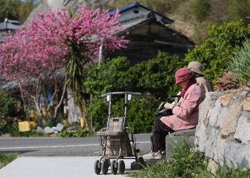 Elderly in Japan
