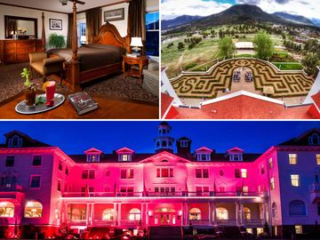 If they come, you will build it: the shining fans clamored for a hedge maze at colorado's stanley hotel decades. this summer, owner installed facsimile.