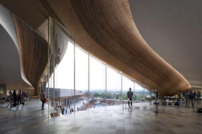 Học theo Apple, Samsung chuẩn bị mở showroom hoành tráng tại London - Ảnh 2.