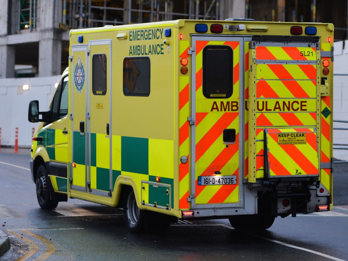 Irish Hospitals Face Breaking Point With Virus Cases Surging
