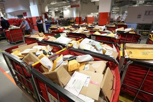 This Is What Real Postal Privatization Looks Like
