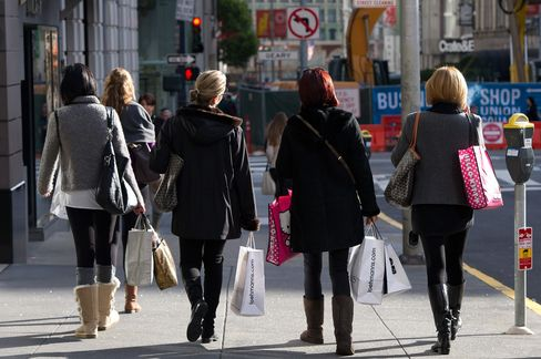 Consumer Comfort in U.S. Climbs to Highest Level in a Month