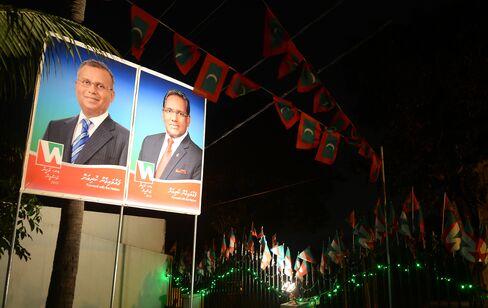 Maldives Prepares for Leadership Vote