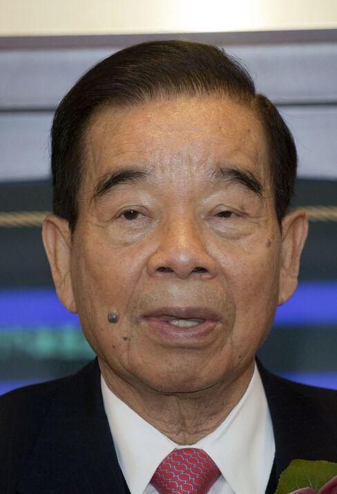 Cheng Yu-tung.
