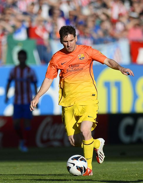Messi Gives Sweden's Modern Times Edge in Fight With Netflix