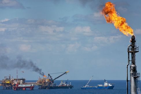 Gulf Oil Less Crucial in Storms as Shale Grows