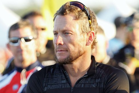 Lance Armstrong Is a Conglomerate. That Explains Everything
