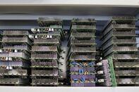 BitMain Crypto Hardware Repair Inside 3Logic Service Center