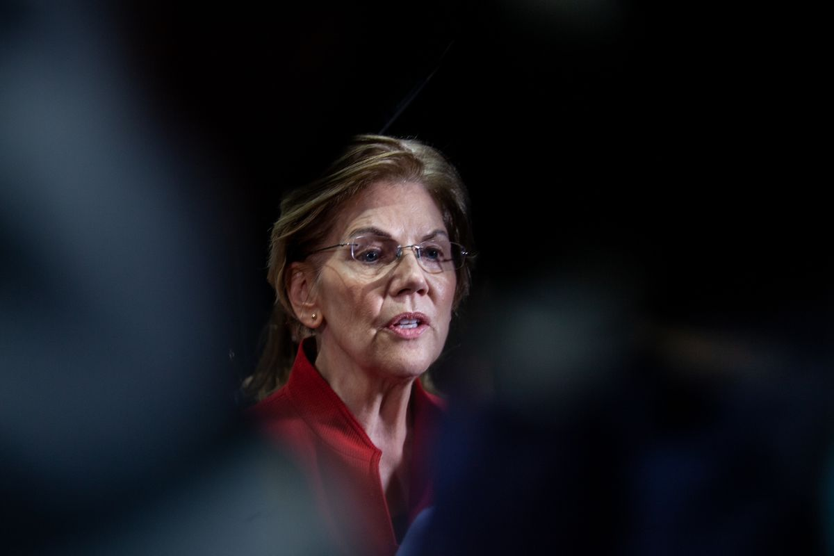 Image result for Warren Says Swift Change in Health Care Could Make People Uneasy