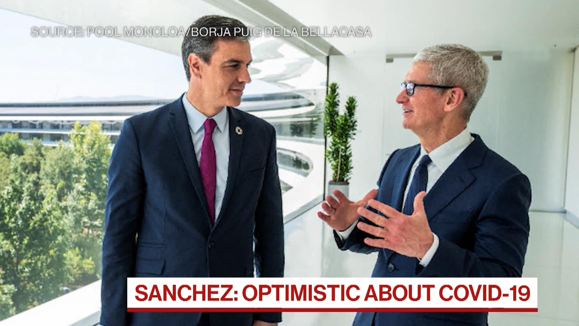 Spain's Prime Minister Comes to Silicon Valley