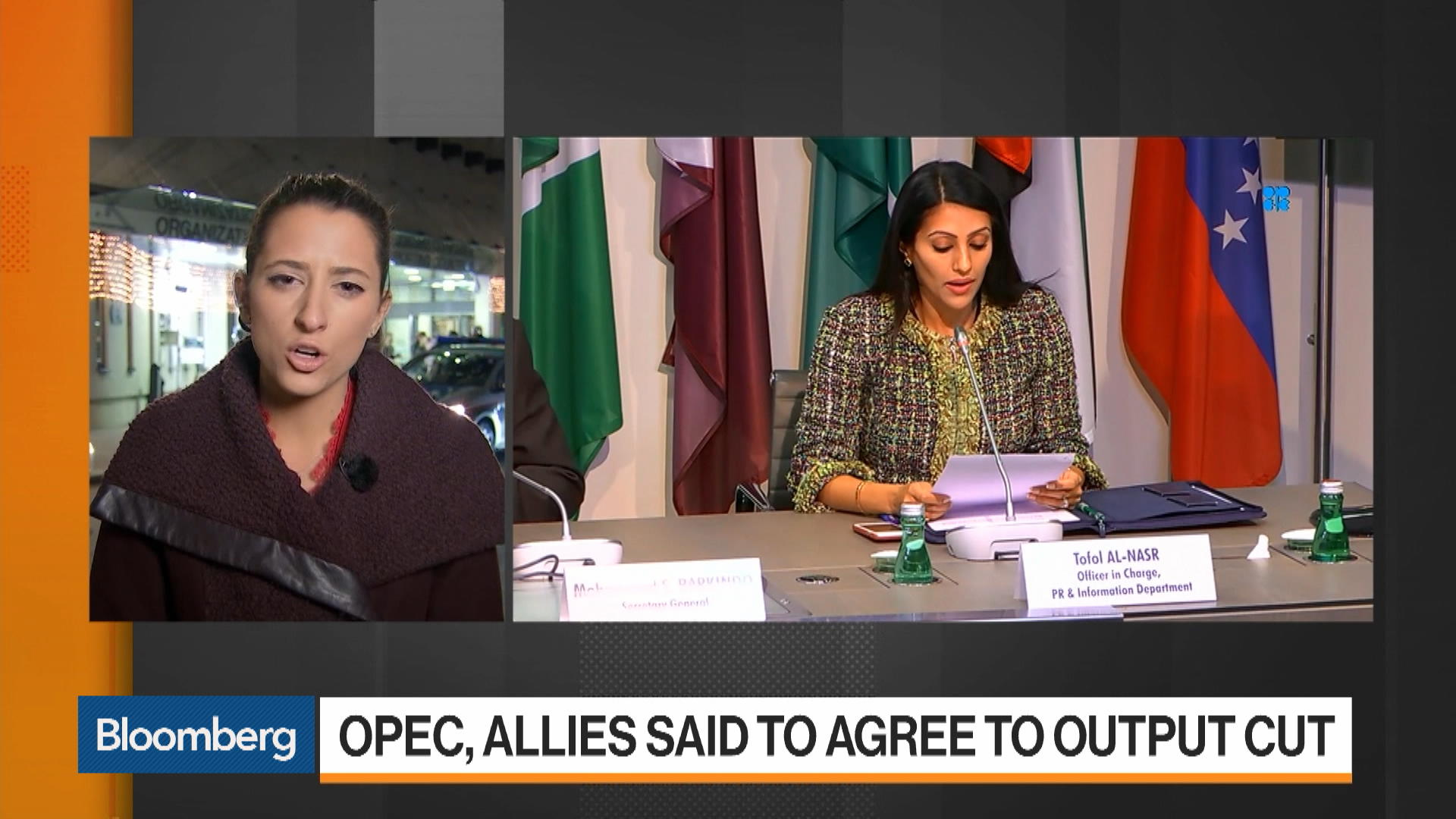 Iran Exempt From OPEC+ Production Cut, Oil Minister Says