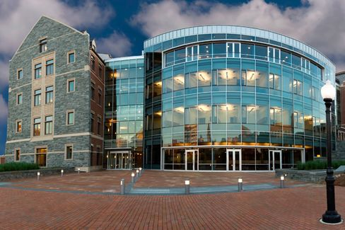 Georgetown's McDonough Gets New MBA Curriculum