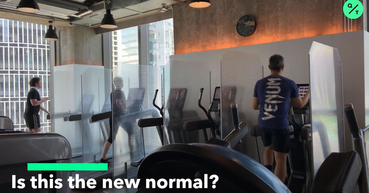 Hong Kong Gyms Have New Covid 19 Rules Bloomberg