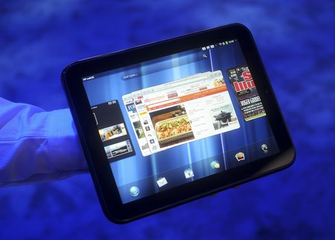 HP to Make Final Run of TouchPads to Meet Flare-Up in Demand