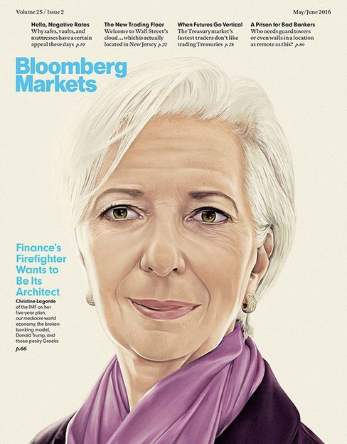 This story appears in the new issue of Bloomberg Markets. Subscribe now.