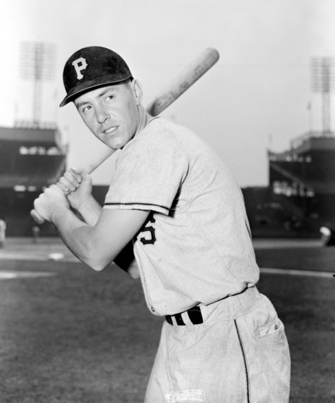Pirates Hall of Famer Bill Mazeroski