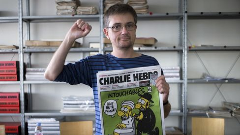 Stephane Charbonnier.