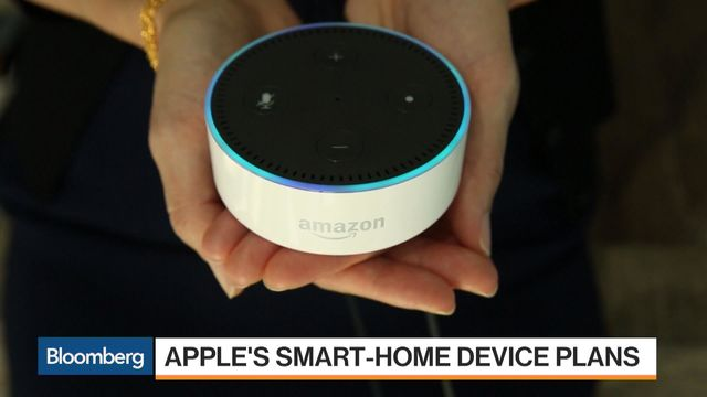 apple stepping up plans for amazon echo style smart home. Black Bedroom Furniture Sets. Home Design Ideas