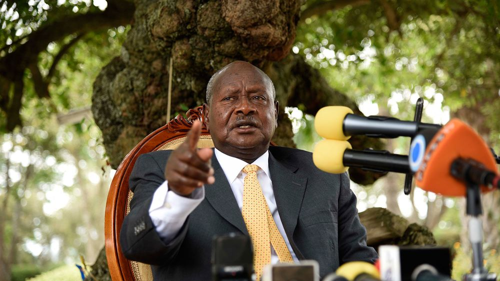 Uganda President Fears Trump Win Could Curb Exports: State