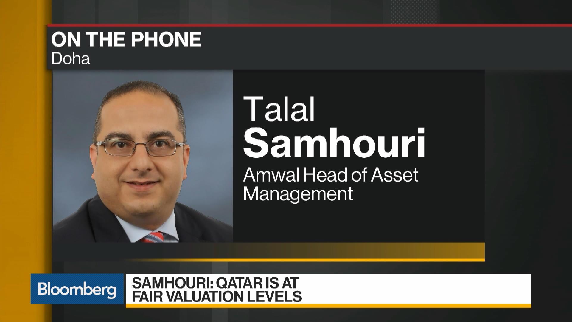 'Very Bullish' on Qatari Stocks, Amwall's Samhouri Says