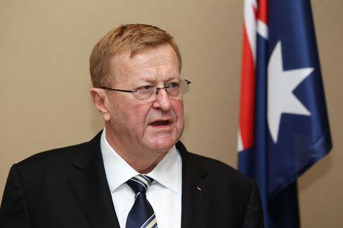 AOC President John Coates