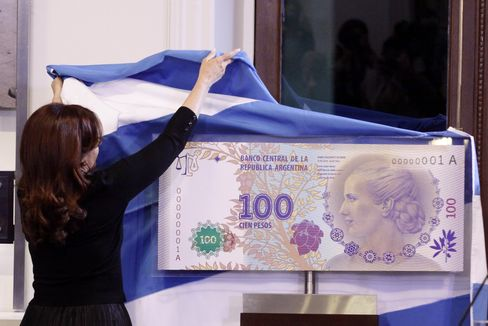 Argentina Evita Aniversary