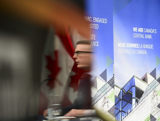 Bank of Canada Set to Slow Its Bond Buying Ahead of G-7 Peers