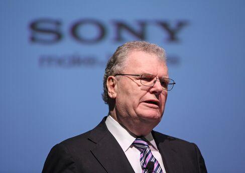 Sony Corp. CEO Howard Stringer