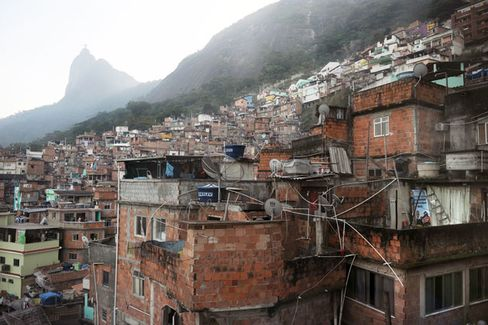 Glimpsing the Future of E-Health Care From a Rio Favela
