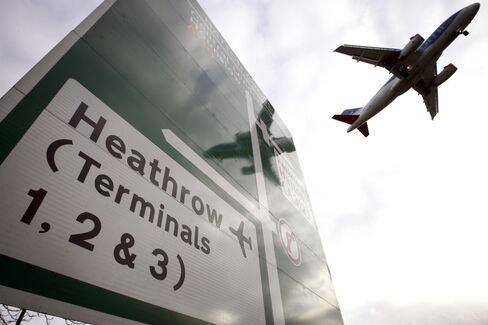 British Airways Nears Margin-Lifting BMI Deal as Profit Ebbs