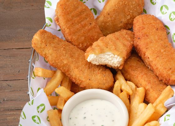 Beyond Meat Introduces Chicken Tenders to aCrowded U.S. Market