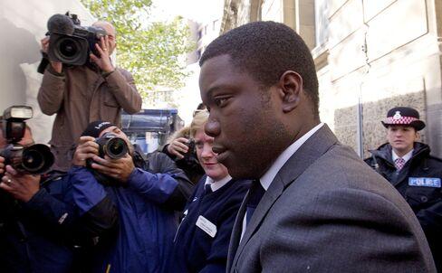 Ex-UBS Trader Kweku Adoboli
