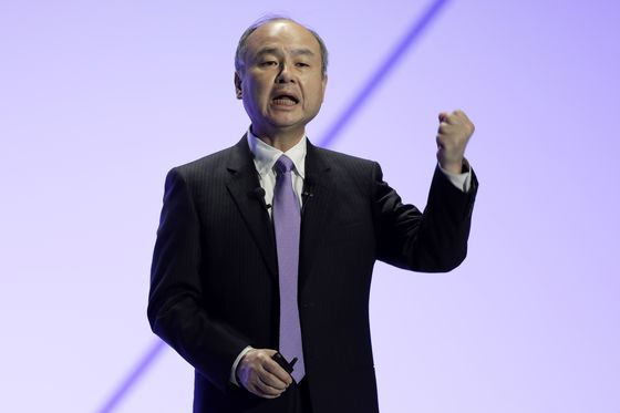 SoftBank Is Cutting More Deals With Fewer Staff Than Ever