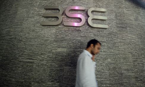 Indian Stocks Rise for First Time in Six Days as Inflation Eases