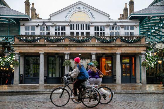 Covent Garden Landlord Slashes Estate's Value by $547 Million