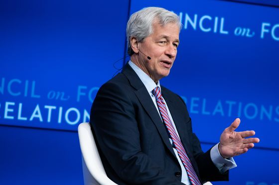 Aramco Set for Mega Debt Deal Pitched by JPMorgan's Dimon