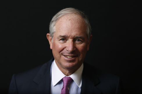 Blackstone CEO Stephen Schwarzman
