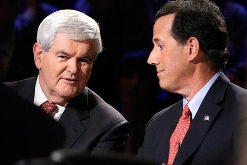 The Best #GingrichSantorum2012 Campaign Slogans