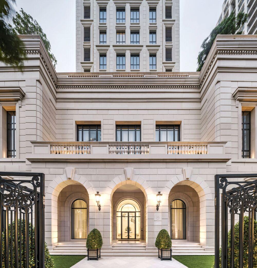 Bangkok S Luxury Apartments Cost Less Than A Studio In Hong Kong