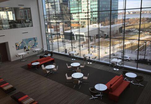 PwC's Boston office