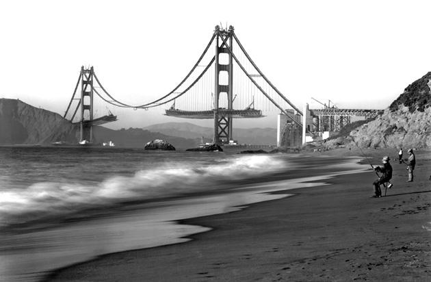 Open Up Your Golden Gate