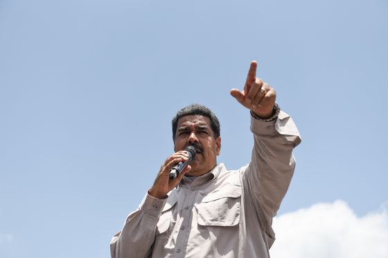 Venezuela's Maduro Admits Mistakes, Calls for Oil Investments