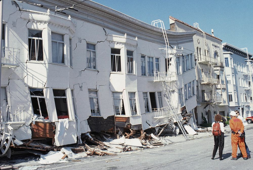 How long was the 1989 earthquake in san francisco — photo 1